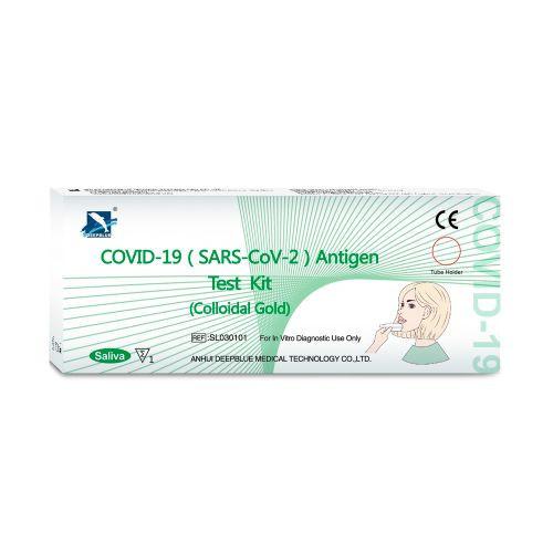 Test Rapid COVID-19 Antigen (proba din saliva) - 1 buc