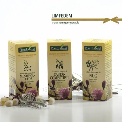 Tratament naturist - Limfedem (pachet)