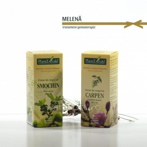 Tratament naturist - Melena (pachet)