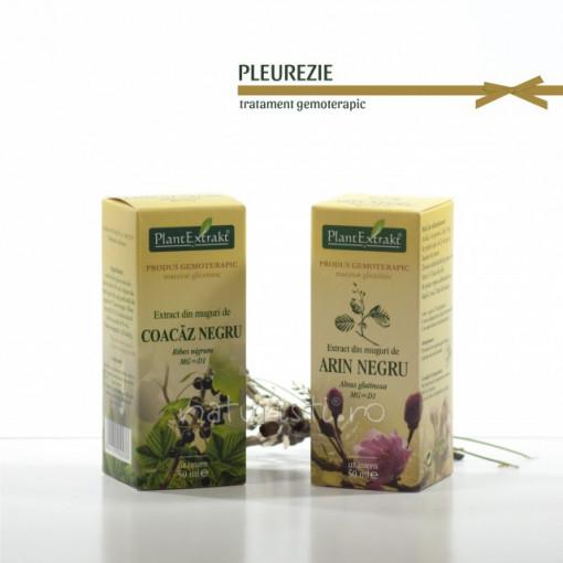 Tratament naturist - Pleurezie (pachet)