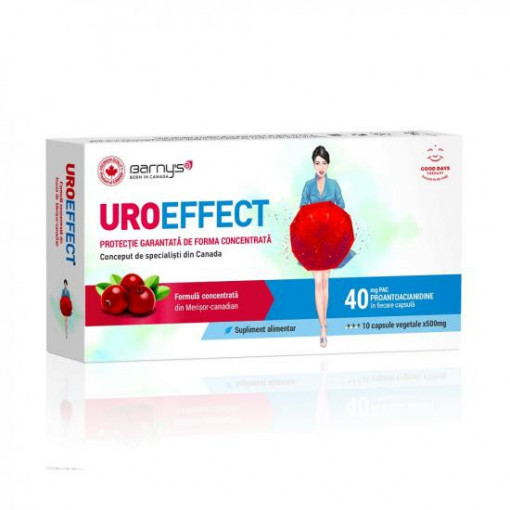 Uroeffect - 10 cps