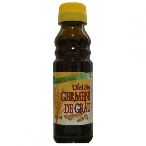 Ulei din germeni de grau presat la rece - 100 ml