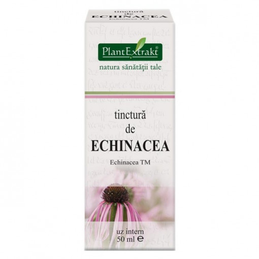 Tinctura de echinacea ( ECHINACEA TM ) 50 ml