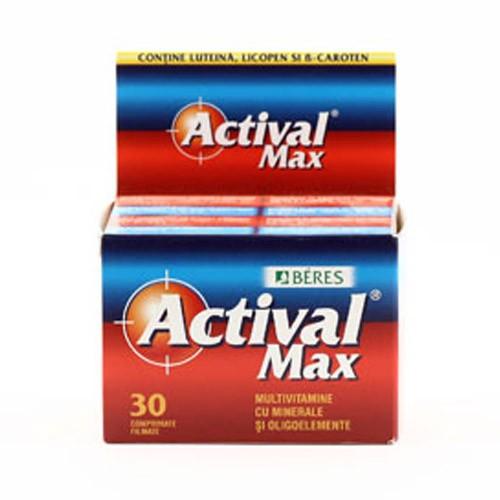 Actival Max - 30 cpr