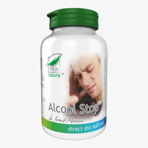 Alcool Stop - 60 cps