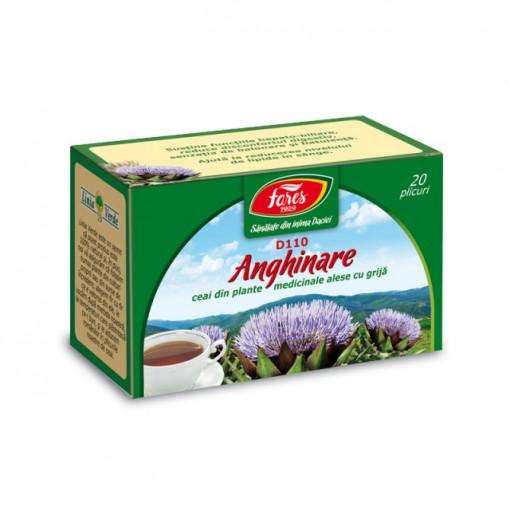 Ceai Anghinare D110 - 20 pl Fares