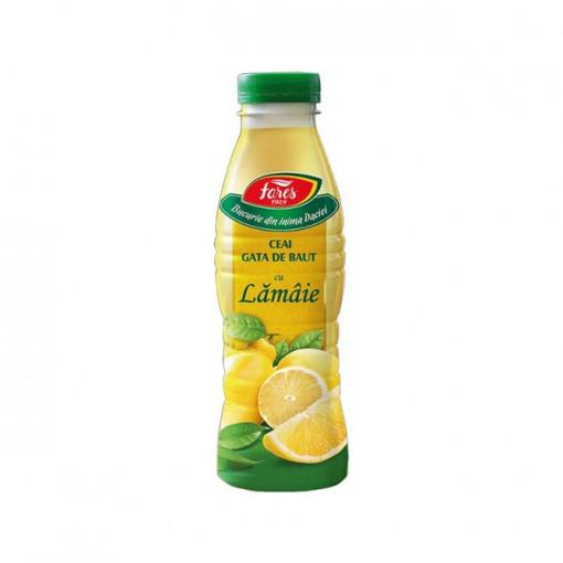 Ceai Gata de Baut cu Lamaie - 450 ml Fares