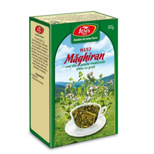 Ceai Maghiran - Iarba N157 - 50 gr Fares