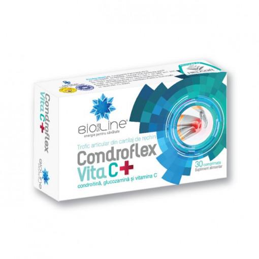 Condroflex Vita C - 30 cps