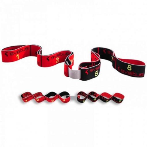 Elastiband 3 Forces - banda elastica cu 3 intensitati diferite