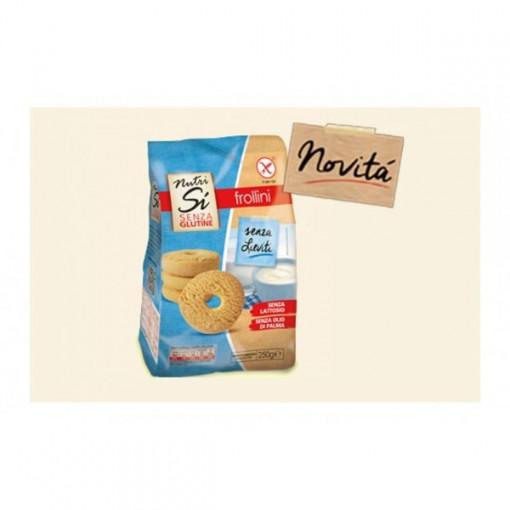 Frollini Biscuiti Fara drojdie - 250g - Nutrisi