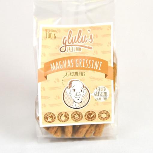 Grisine de seminte fara zahar - 100 gr