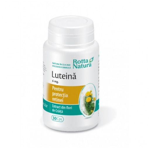 Poze Luteina 6 mg - 30 cps