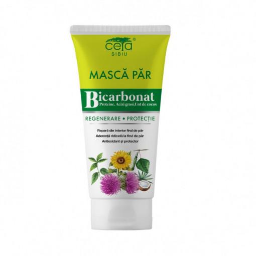 Masca Par Regenerare si protectie cu Bicarbonat - 150 ml