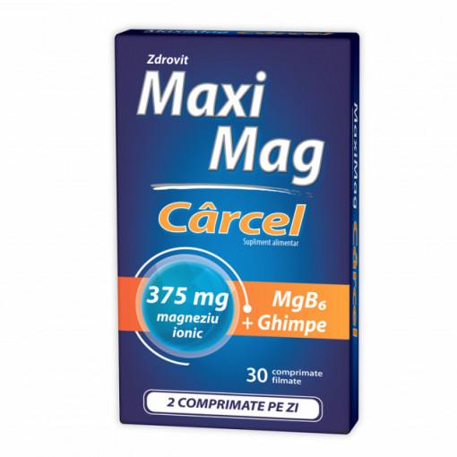 MaxiMag Carcel - 30 cpr
