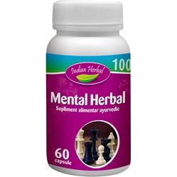 Mental Herbal - 60 cps