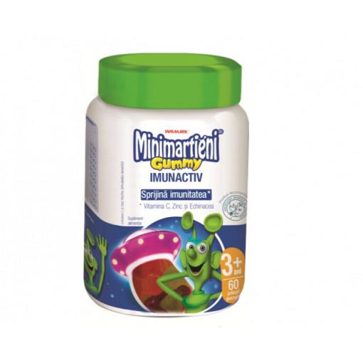 Minimartieni Gummy Echinacea - 60 cpr