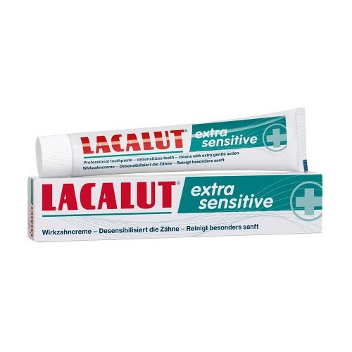 Pasta de dinti Lacalut Extra Sensitive - 75 ml