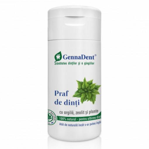 Praf de dinti GennaDen - 75 g