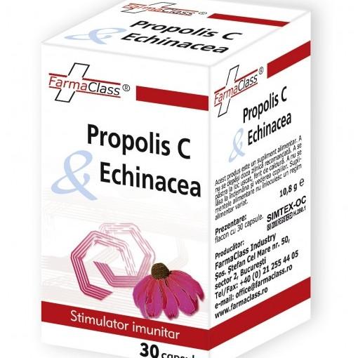 Propolis C & Echinacea- 30 cps