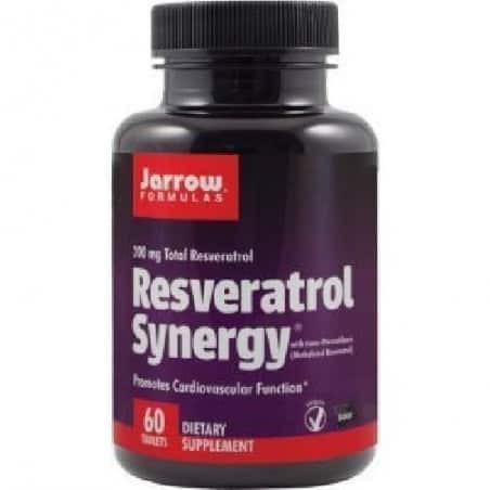 Resveratrol Synergy 20mg - 60 cpr