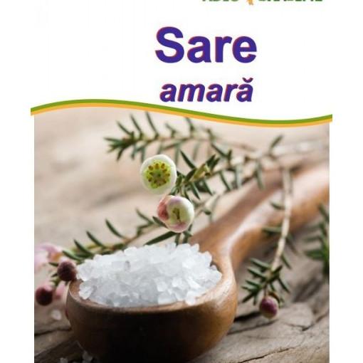 Sulfat de magneziu Sare Amară, 40 g | apois.ro