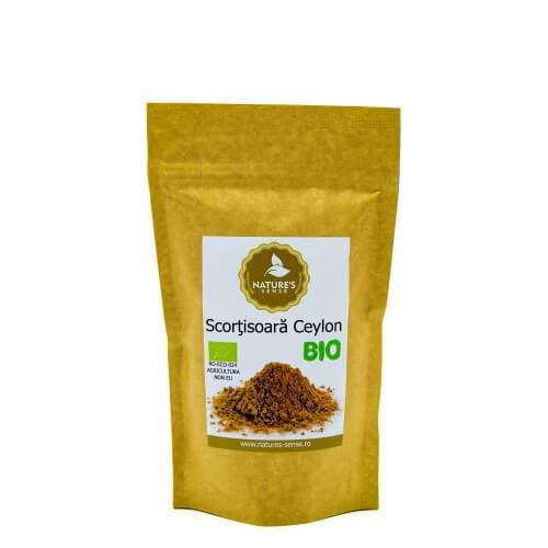 Scortisoara ceylon pulbere BIO - 100 g