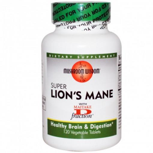 Super Lion's Mane - 120 cpr