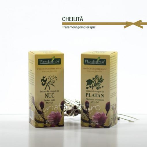 Tratament naturist - Cheilita (pachet)