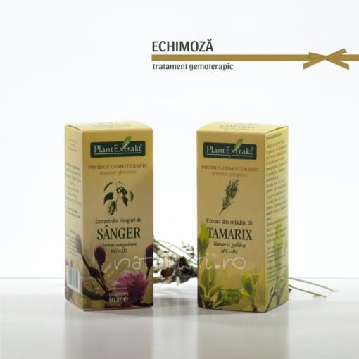 Tratament naturist - Echimoza (pachet)