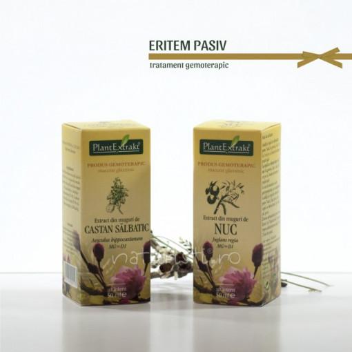 Tratament naturist - Eritem pasiv (pachet)