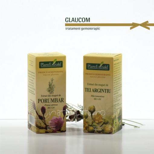 Tratament naturist - Glaucom (pachet)