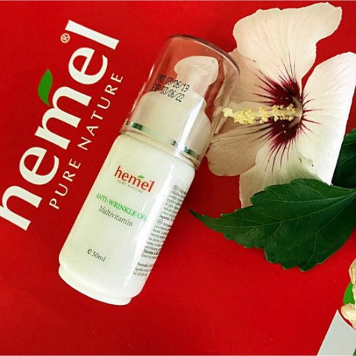 Ulei antirid cu multivitamine Hemel Anti-wrinkle Oil - 50 ml