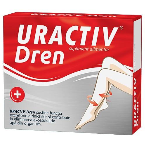 Uractiv Dren - 30 cps