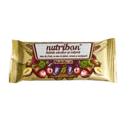 Batonul Nutribon cu alune - Cutie 24 batoane