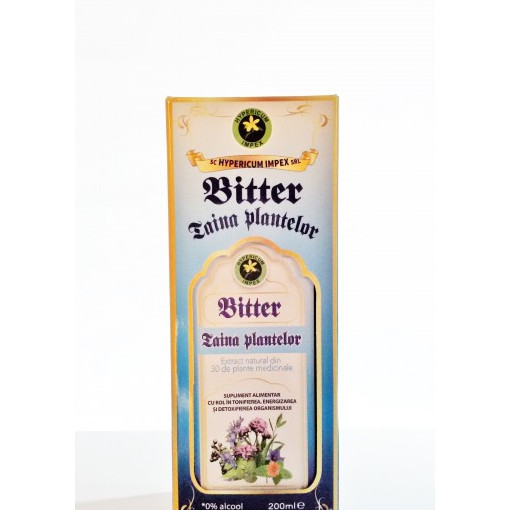 Bitter fara Alcool 200ml