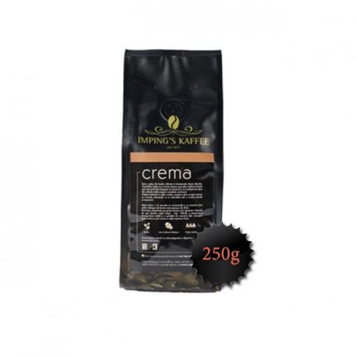 Cafea espresso boabe Crema 250g