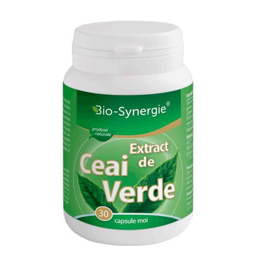 Extract Ceai Verde - 30 cps Bio Synergie