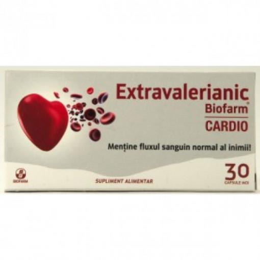 Extravalerianic Cardio - 30 cps moi