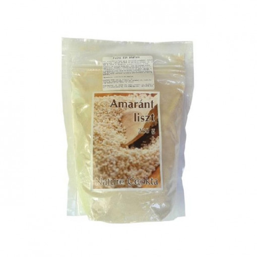 Poze Faina din amarant - 250 g - Nature Cookta