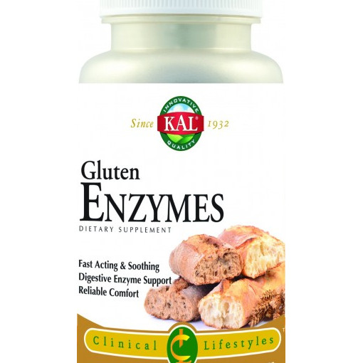 Gluten Enzymes - 30 cps
