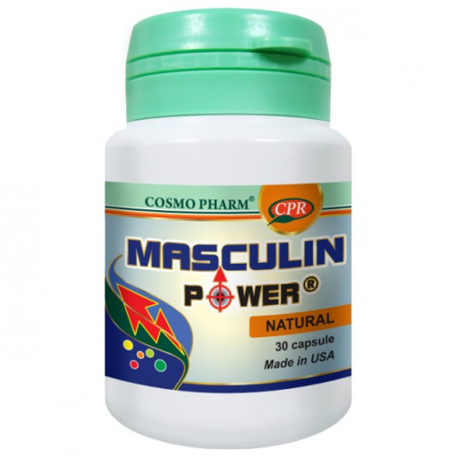 Poze Masculin Power - 30 cps