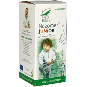 Nazomer junior cu nebulizator - 30 ml