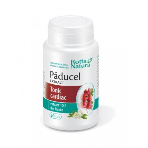 Poze Paducel extract - 30 cps