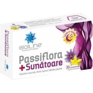 Passiflora + Sunatoare - 30 cps