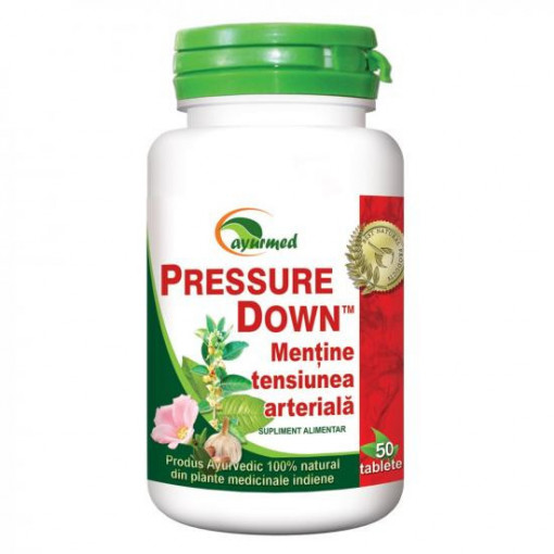 Pressure Down - 50 cps