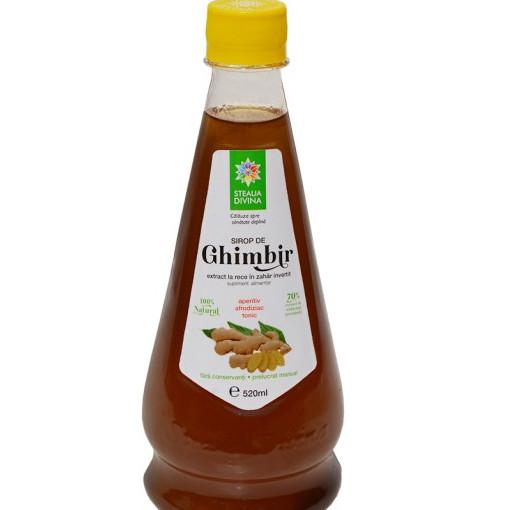 Sirop de Ghimbir - 520 ml