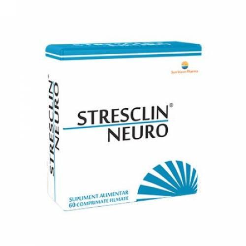 Stresclin Neuro - 60 cpr