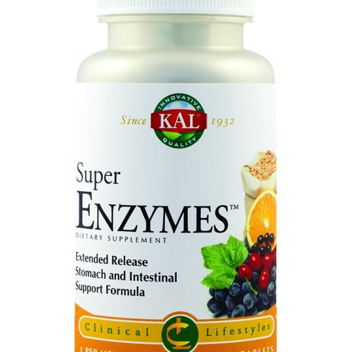 Poze Super Enzymes 30 cps