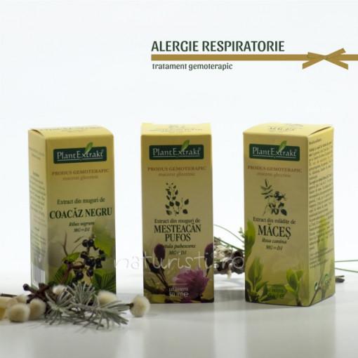 Tratament naturist - Alergie respiratorie (pachet)